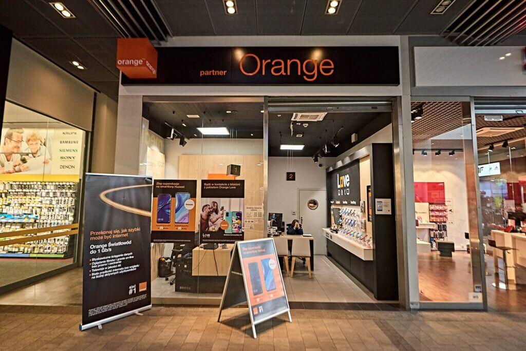 Stara Kablownia Orange