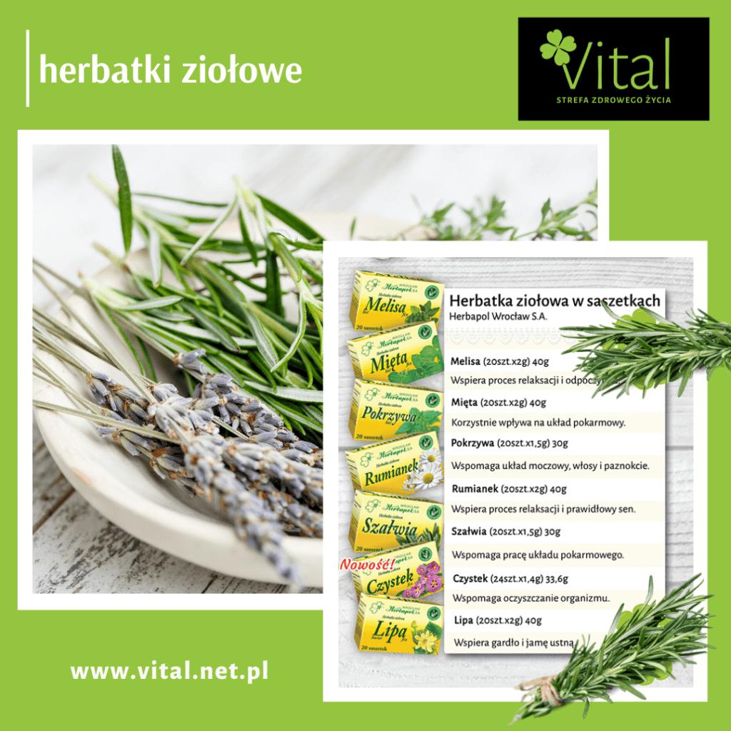Zadbaj o swoje zdrowie naturalnie, wybierz swój ulubiony ziołowy wspomagacz. :-) Zapraszamy do sklepu Vital