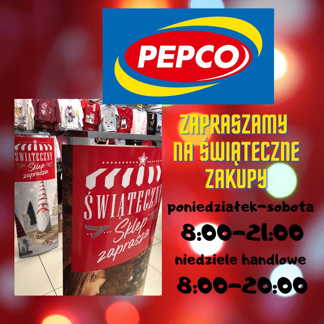 Świąteczne zakupy w Pepco