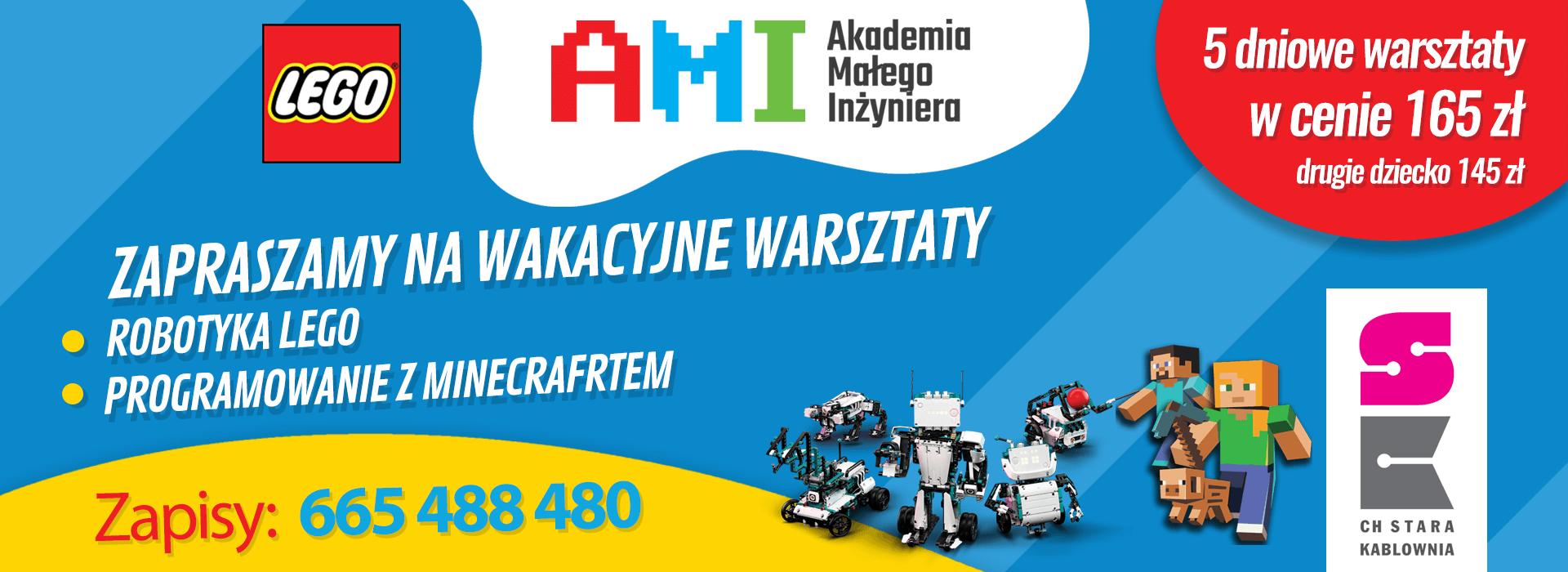 Wakacyjne warsztaty z programowania AMI