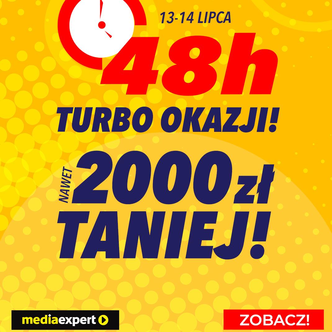 Do 2000 złotych taniej!